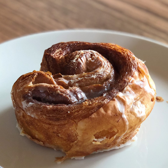 Croissant Cinnamon Roll